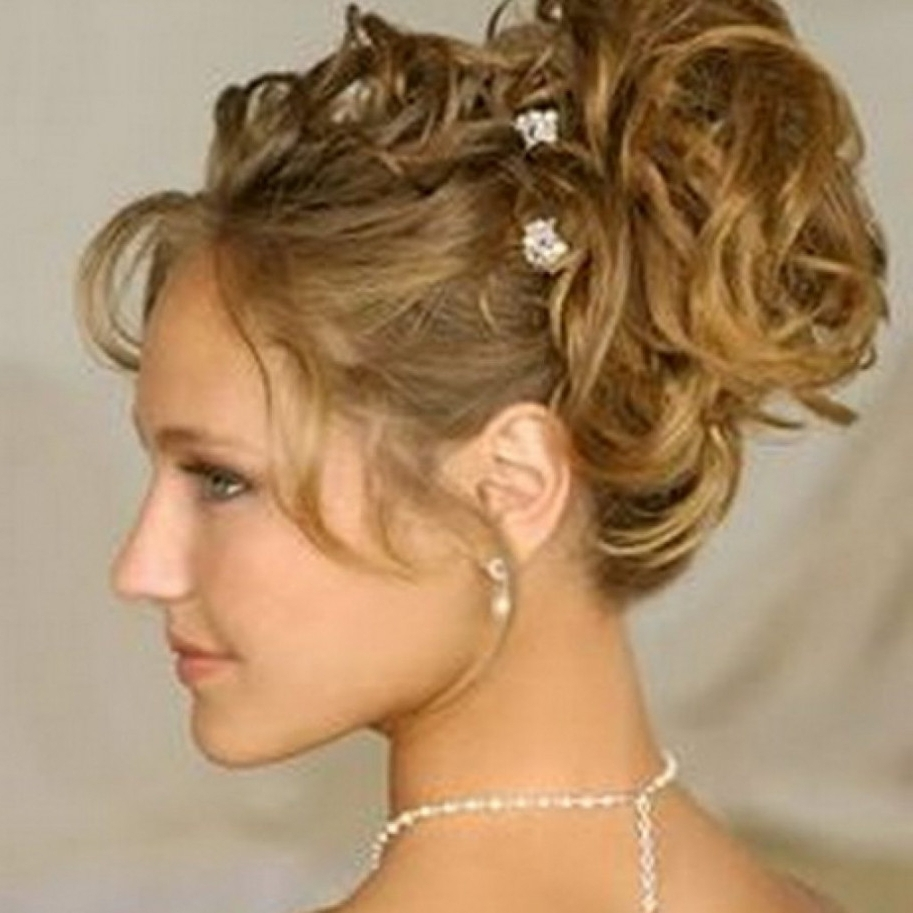 Updo Hairstyles For Mother Of The Bride | Latest Hairstyles And With Regard To Updo Hairstyles For Mother Of The Bride Medium Length Hair (View 10 of 15)