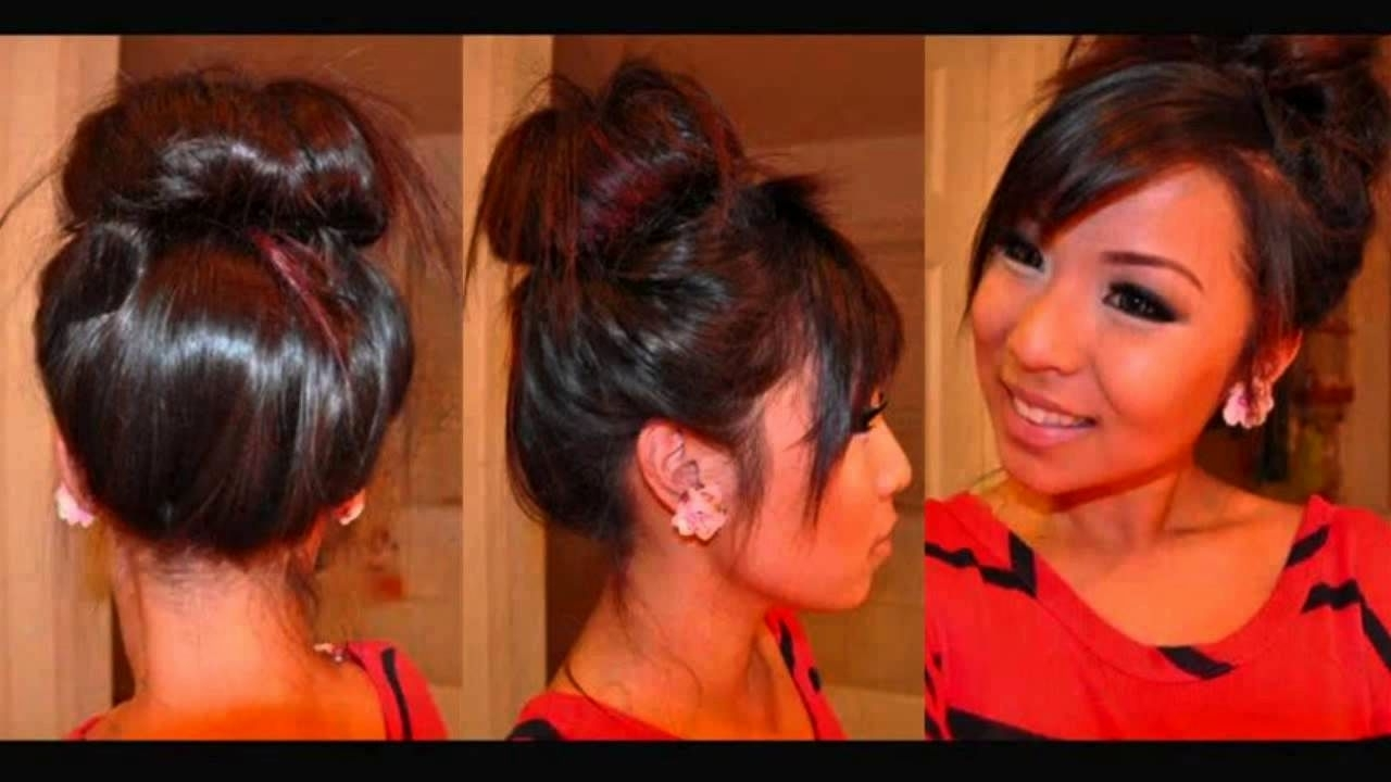 Updo Hairstyles Using Hair Extensions | Hairstyles Ideas With Hair Extensions Updo Hairstyles (Gallery 9 of 15)