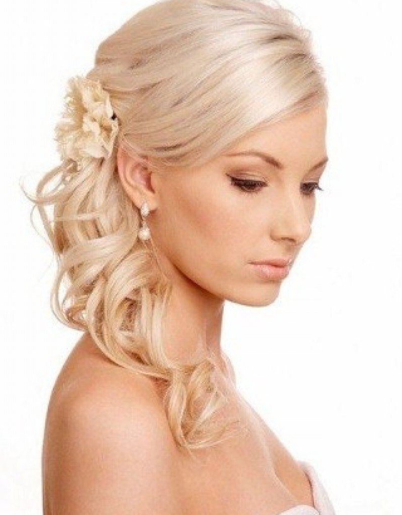 Wedding Hairstyles For Curly Hair Updo – Hollywood Official Intended For Bridesmaid Updo Hairstyles For Thin Hair (View 8 of 15)