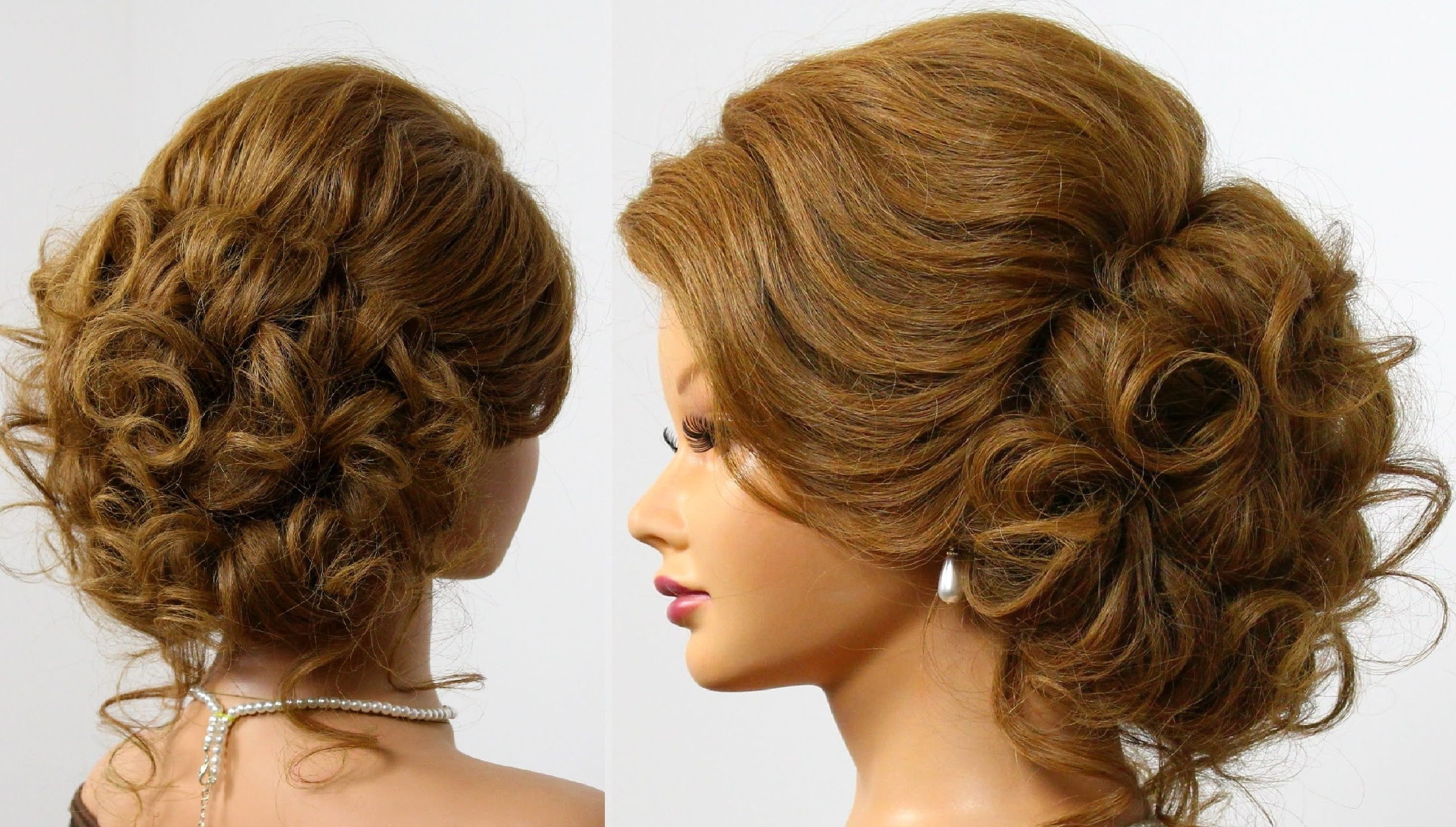 Wedding Hairstyles For Long Hair Tutorial (View 2 of 15)