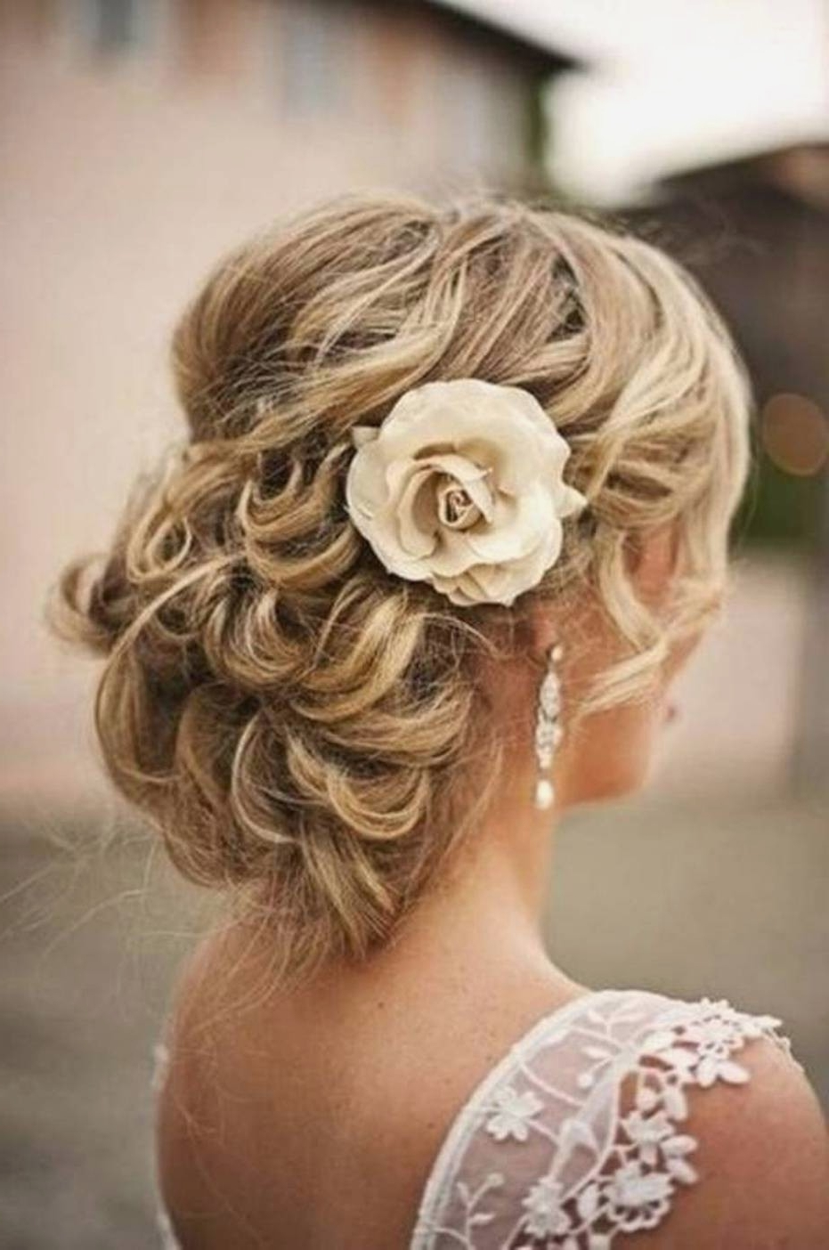 Wedding Hairstyles : Simple Low Wedding Updo Hairstyles Download Pertaining To Bridesmaid Updo Hairstyles (View 11 of 15)