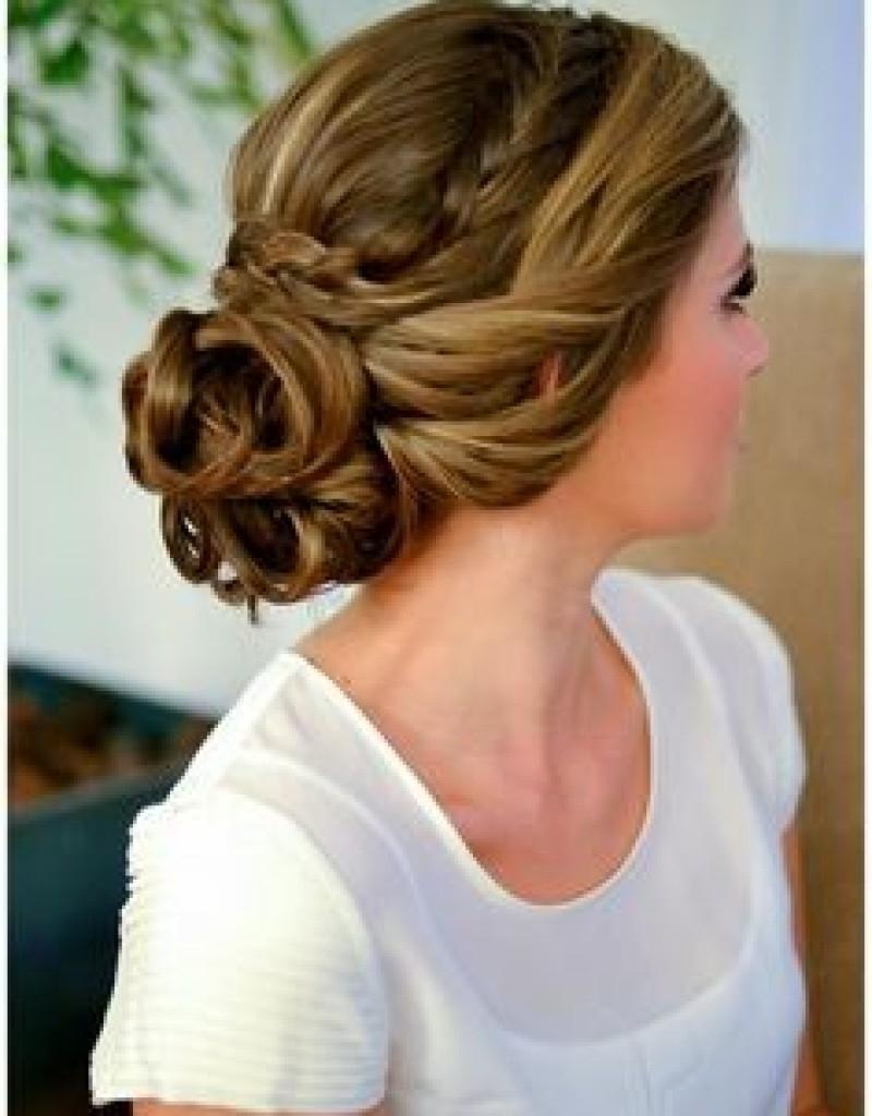 Wedding Messy Updo Wedding Messy Updo Hairstyles Popular Short With Messy Updo Hairstyles For Wedding (View 11 of 15)