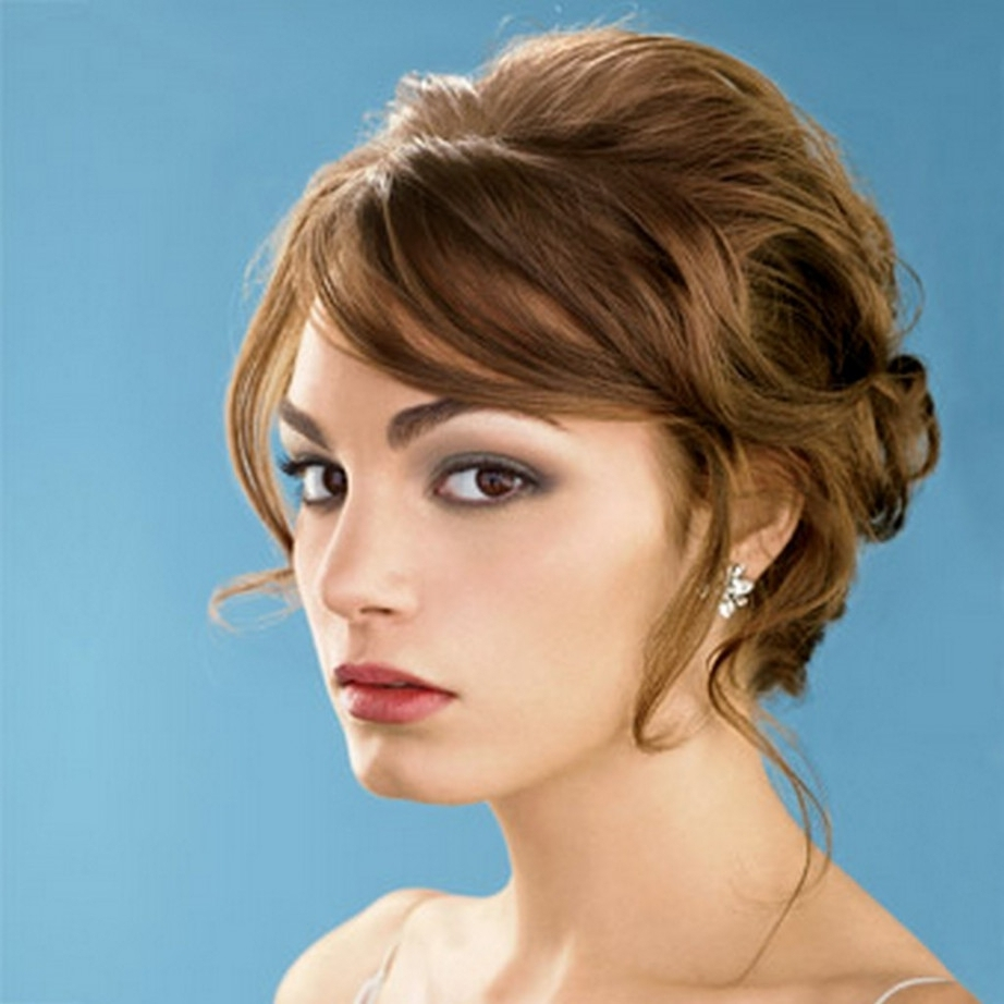 Wedding Updo Hairstyles Short Hair – Hairstyle For Women & Man With Regard To Short Wedding Updo Hairstyles (View 15 of 15)
