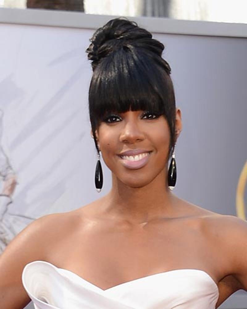 Wedding Updos Black Hair – Women Medium Haircut For Black Hair Updos For Weddings (View 14 of 15)