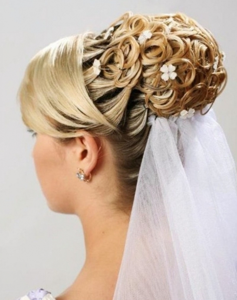 Wedding Updos Long Hair Tag Wedding Updo Hairstyles For Long Curly With Regard To Wedding Updos For Long Hair (View 13 of 15)