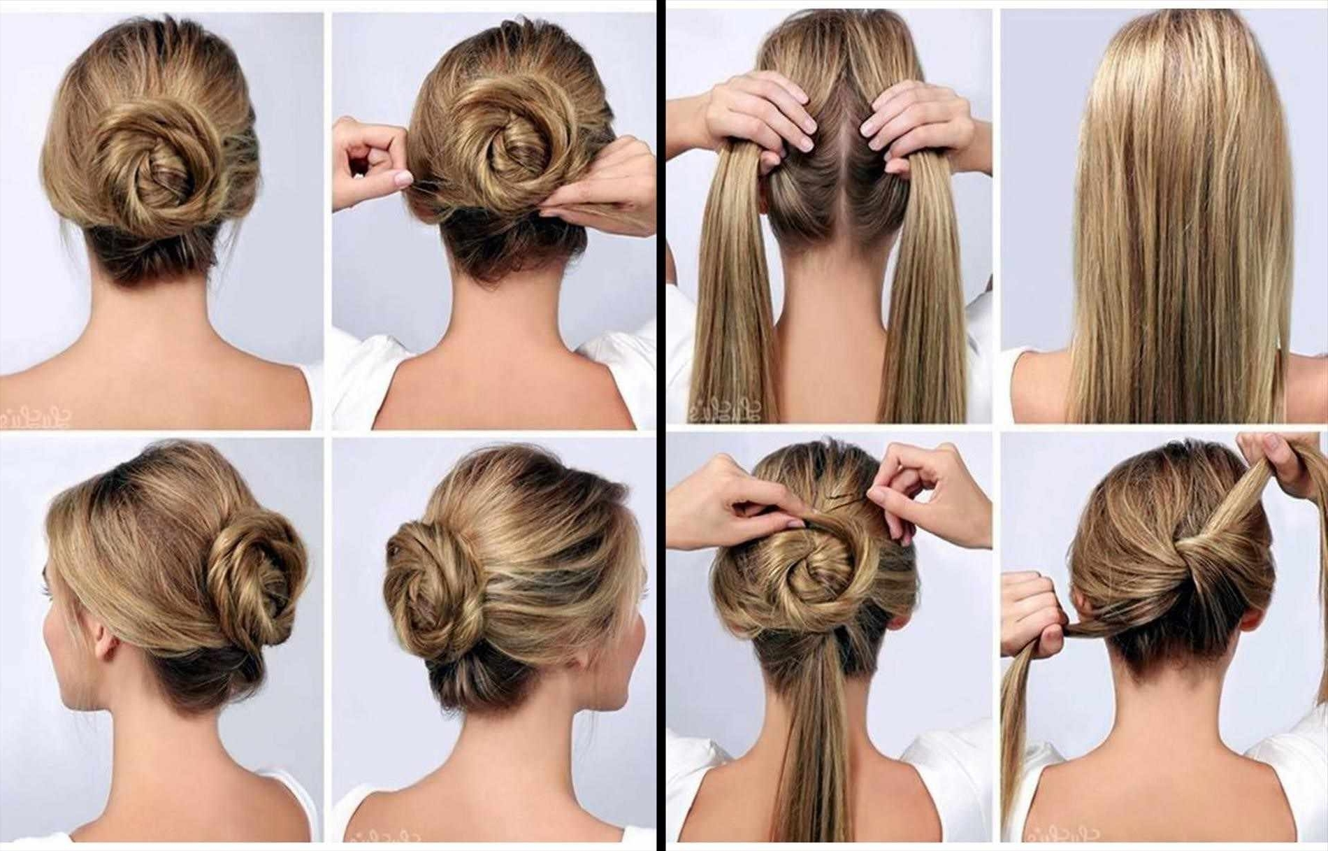 Youtube Trendy Updo Hairstyles Tutorials Easy Cute Hair Trendy Low Within Easy Low Bun Updo Hairstyles (Gallery 14 of 15)