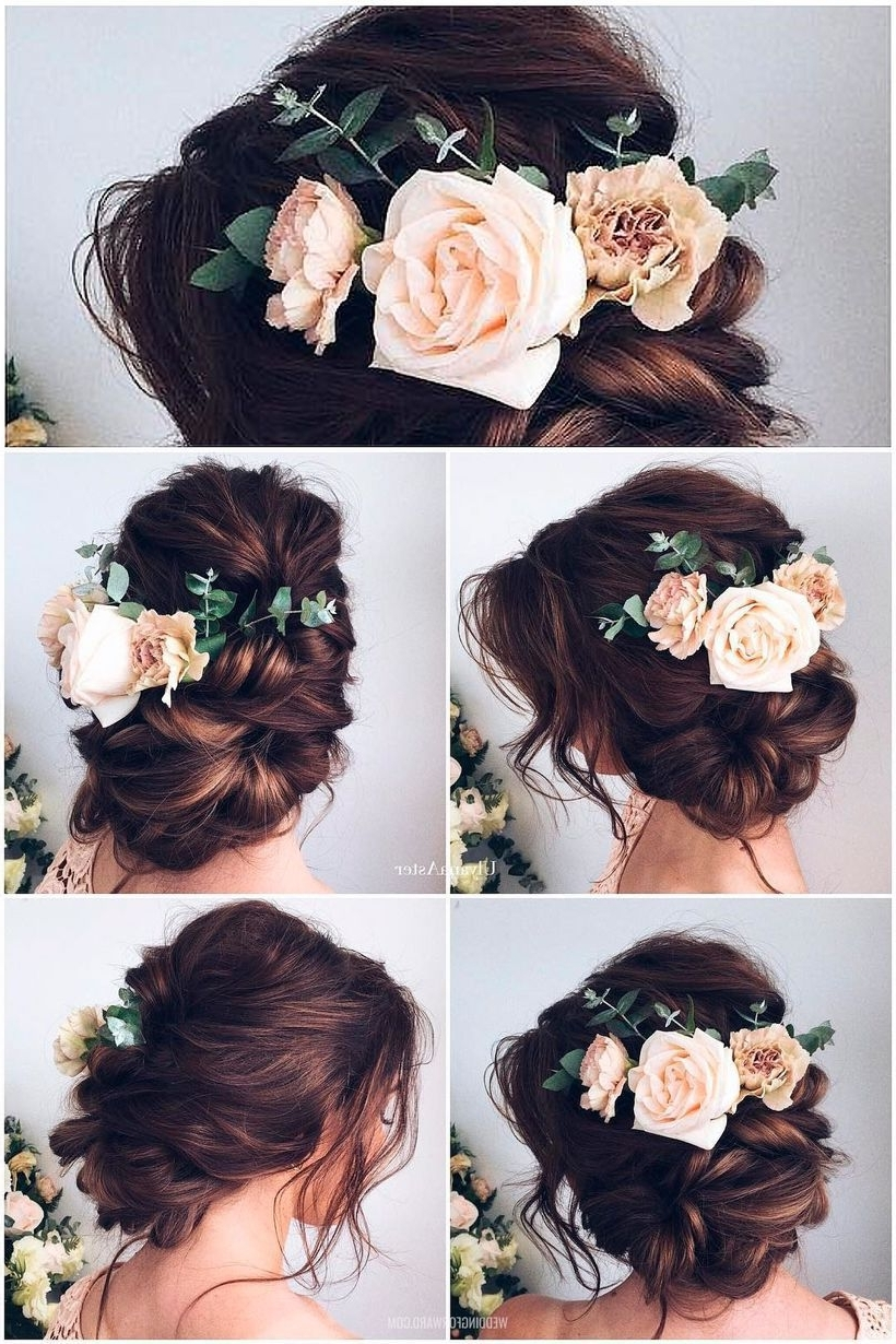 100 Gorgeous Rustic Wedding Hairstyles Ideas That Must You See For Famous Rustic Wedding Hairstyles (View 1 of 15)