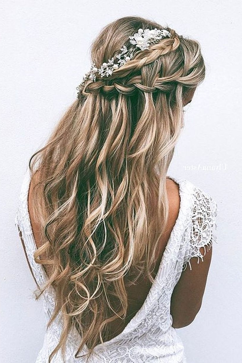 100 Gorgeous Rustic Wedding Hairstyles Ideas That Must You See Pertaining To Current Rustic Wedding Hairstyles (View 2 of 15)