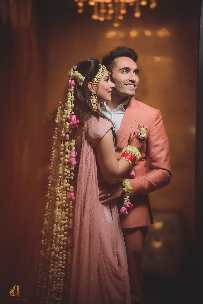 11 Hottest Indian Bridal Hairstyles To Make You Look Like A Diva At Throughout Best And Newest Wedding Hairstyles For Indian Bridesmaids (View 14 of 15)