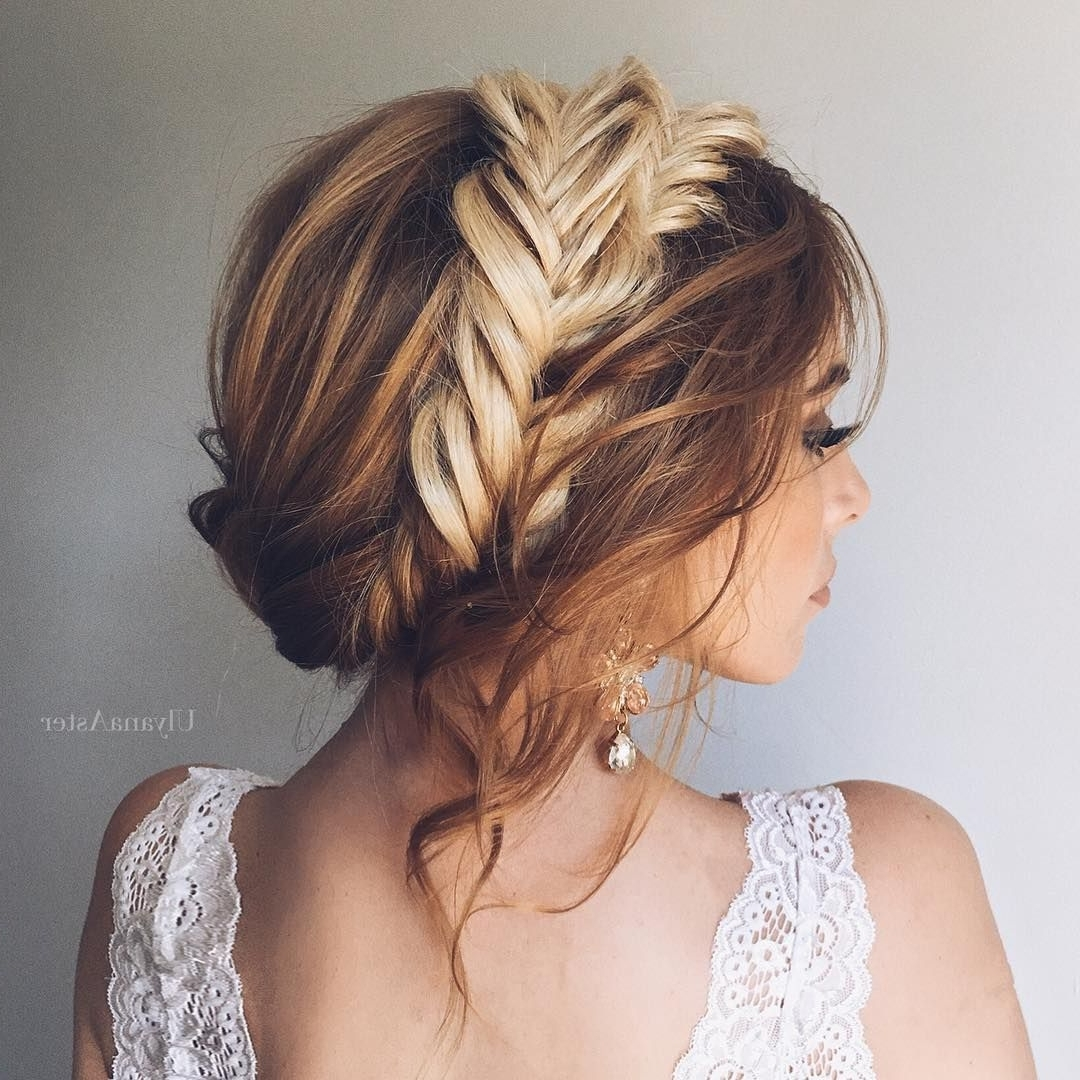15 Unexpected Hairstyles That Are Perfect For Your Wedding Day For Newest Wedding Hairstyles With Ombre (View 1 of 15)