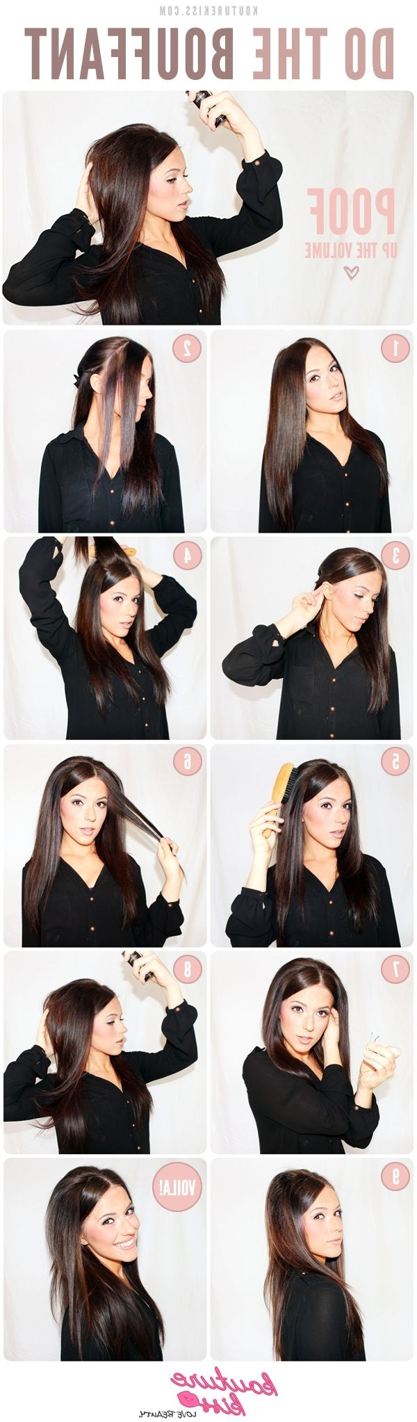 164 Best ~Hair~Bouffant~ Images On Pinterest (View 2 of 15)