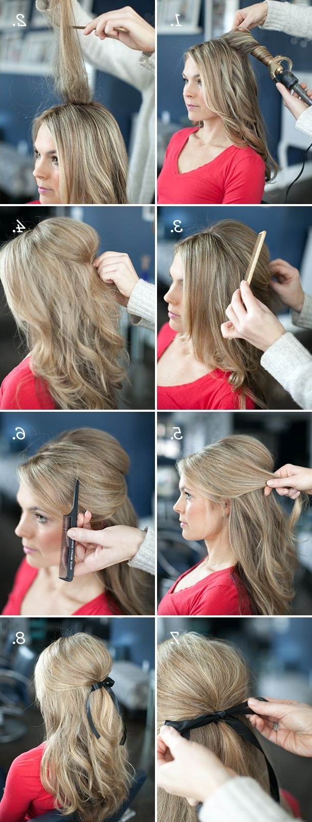 164 Best ~Hair~Bouffant~ Images On Pinterest (View 1 of 15)