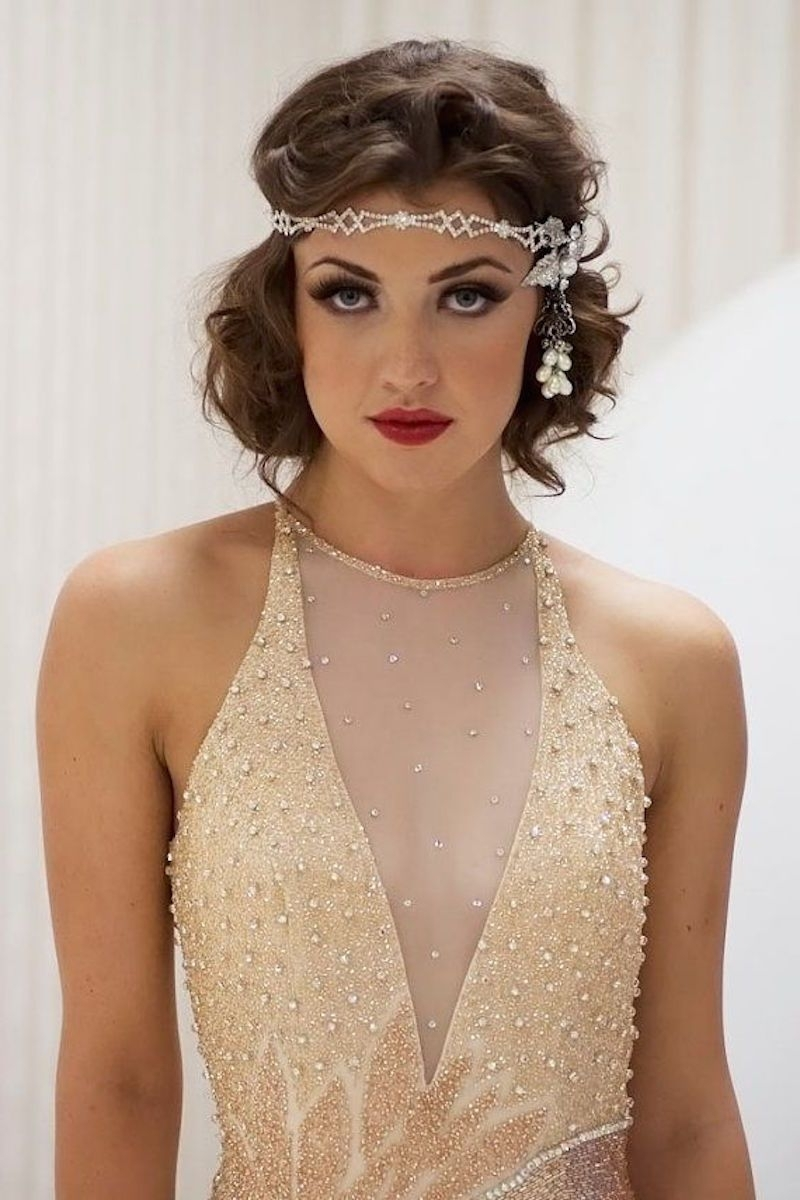 1920S Great Gatsby Makeup Ideas … (View 3 of 15)