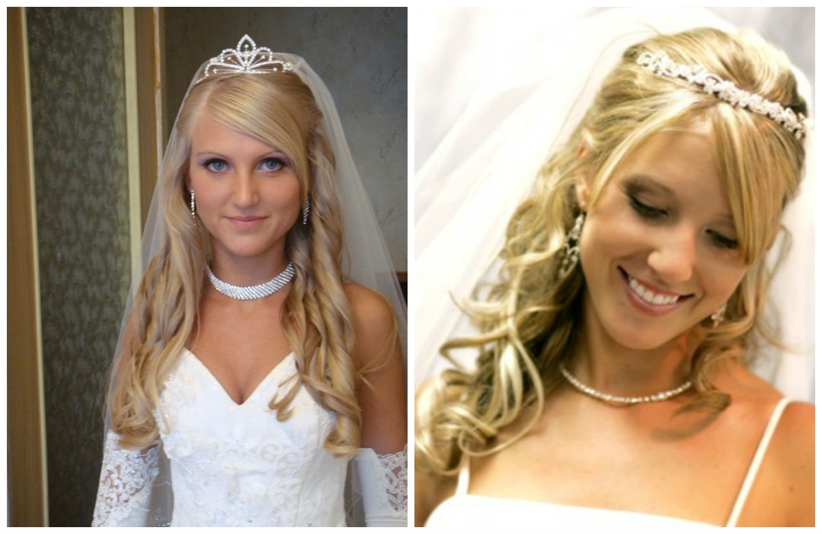 2 Best Blonde Wedding Hair Style (View 1 of 15)