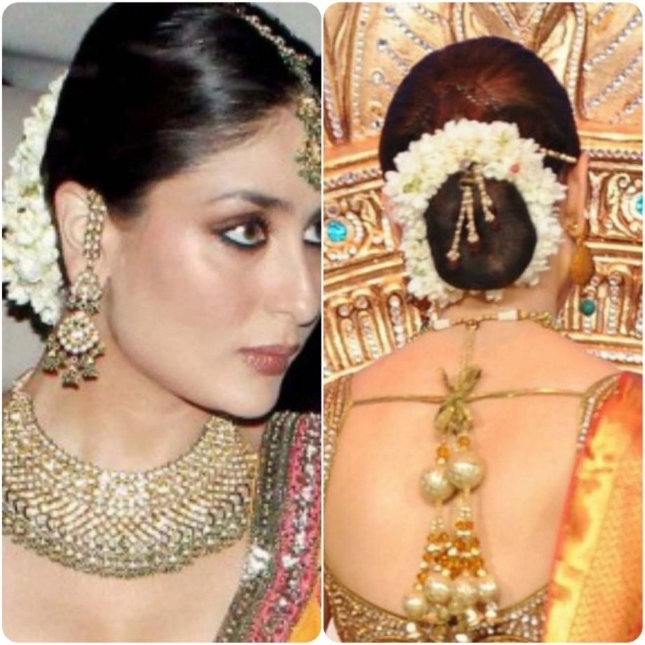 2017 Hindu Bride Wedding Hairstyles With Regard To Bridal Hairstyles For Indian Weddings Trend Hairstyle And Throughout (View 1 of 15)