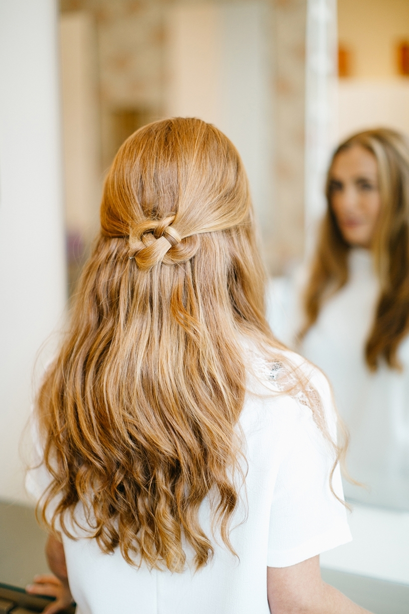 2017 Knot Wedding Hairstyles Inside The Celtic Knot – Camille Styles (View 1 of 15)