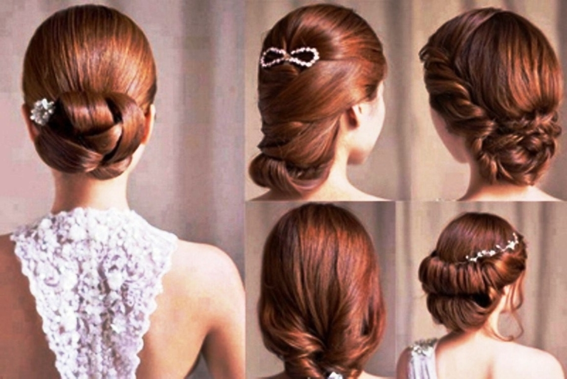 2017 Simple Indian Wedding Hairstyles For Medium Length Hair Inside Easy Hairstyles For Long Hair Indian Wedding (View 14 of 15)