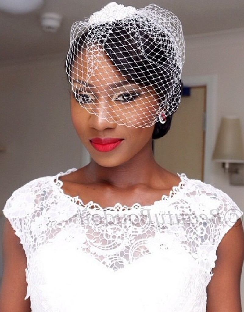 2017 Wedding Hairstyle For Short African Hair For Black Women Wedding Hairstyles For Short Hair – Hollywood Official (View 13 of 15)
