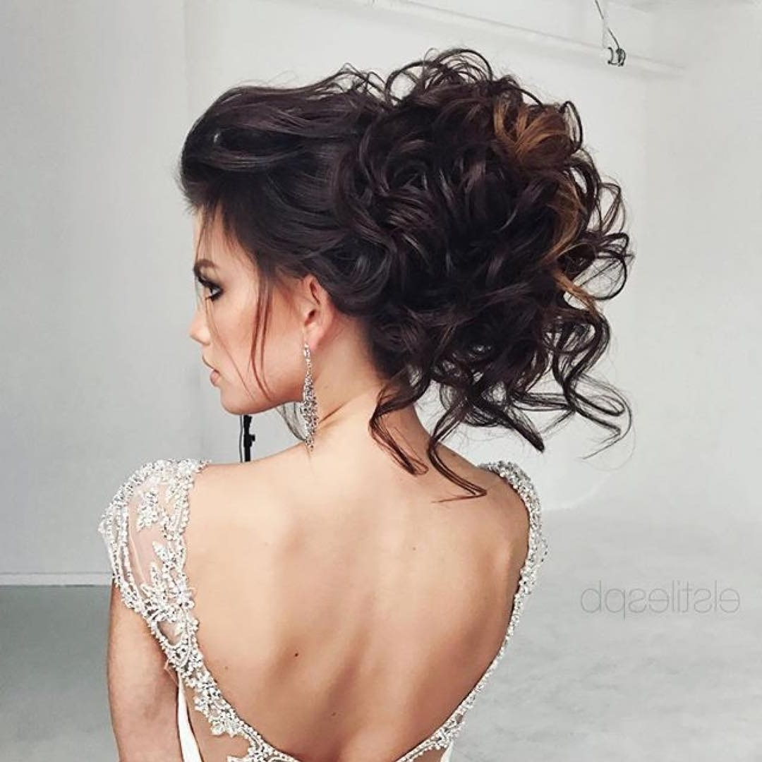 2017 Wedding Hairstyles With Weave In Wedding Hairstyles For Long Hair: Half Up, Half Down (View 2 of 15)