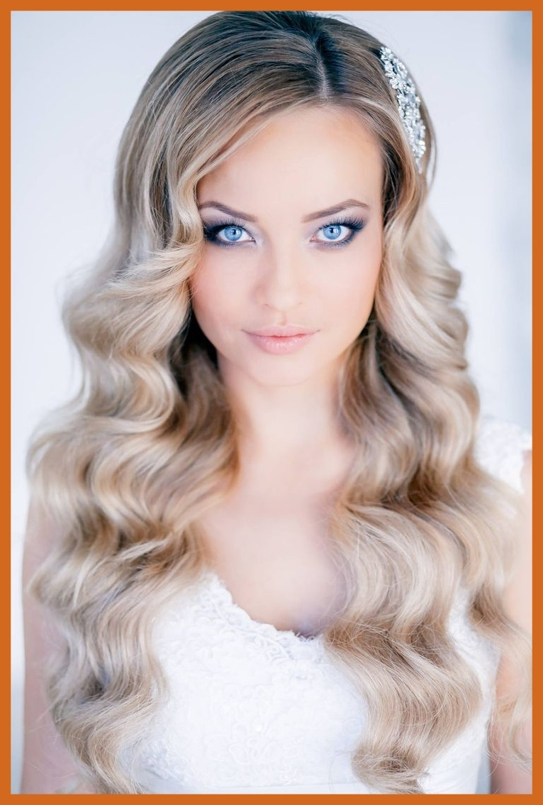 2018 Retro Wedding Hairstyles For Long Hair Intended For Marvelous Best Vintage Hairstyles Bridal Pict Of S Updos Long Hair (View 10 of 15)