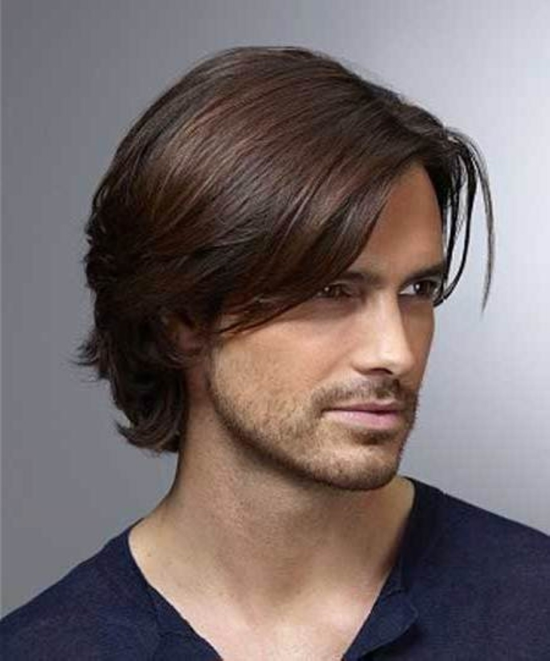 2018 Wedding Hairstyles For Men Intended For Haircut For Medium Hair Men Hairstyles For Men With Thick Hair (View 1 of 15)