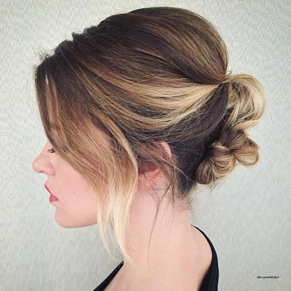 2018 Wedding Hairstyles For Short Thin Hair With Regard To Wedding Hairstyles For Short Thin Hair Beautiful 40 Best Short (View 5 of 15)