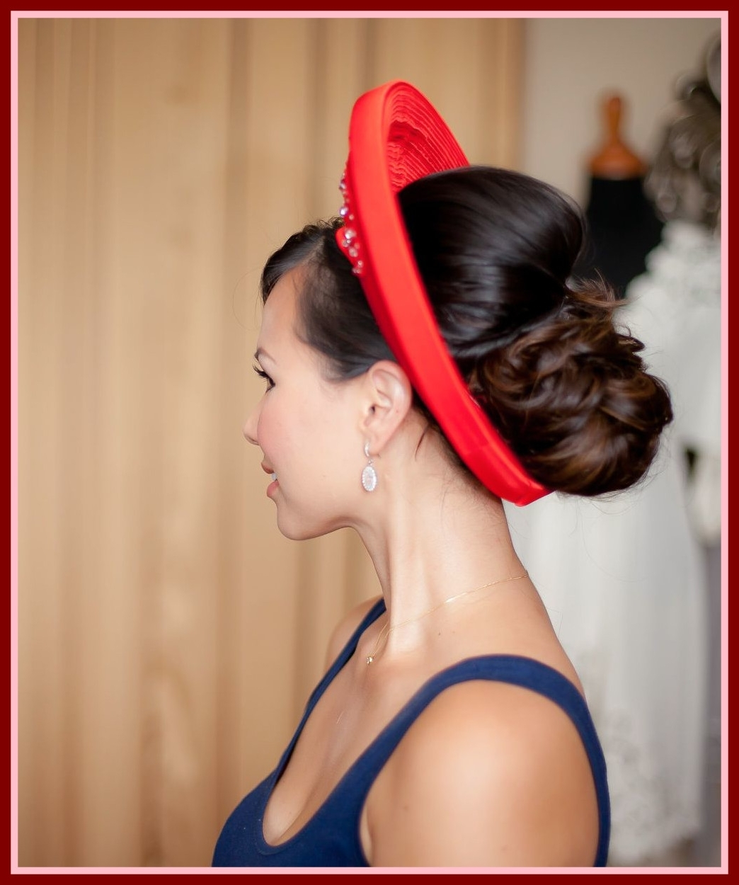 2018 Wedding Hairstyles That Cover Ears In Best Wedding Hair Styles Bridal Of Hairstyles To Cover Big Ears (View 15 of 15)