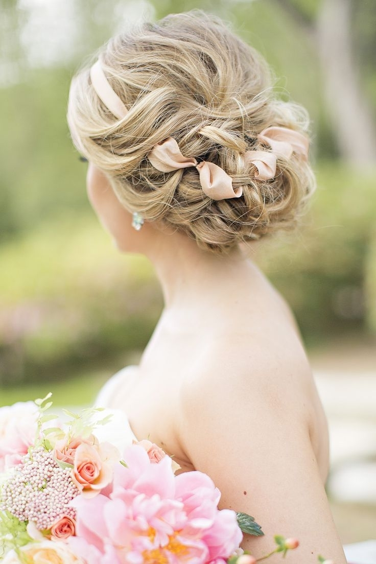 253 Best Wedding Hair + Makeup Images On Pinterest (View 5 of 15)