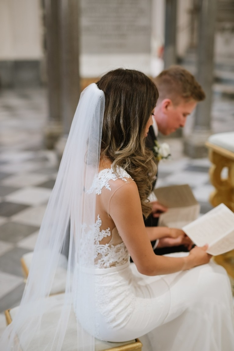 Featured Photo of Wedding Hairstyles With Veils