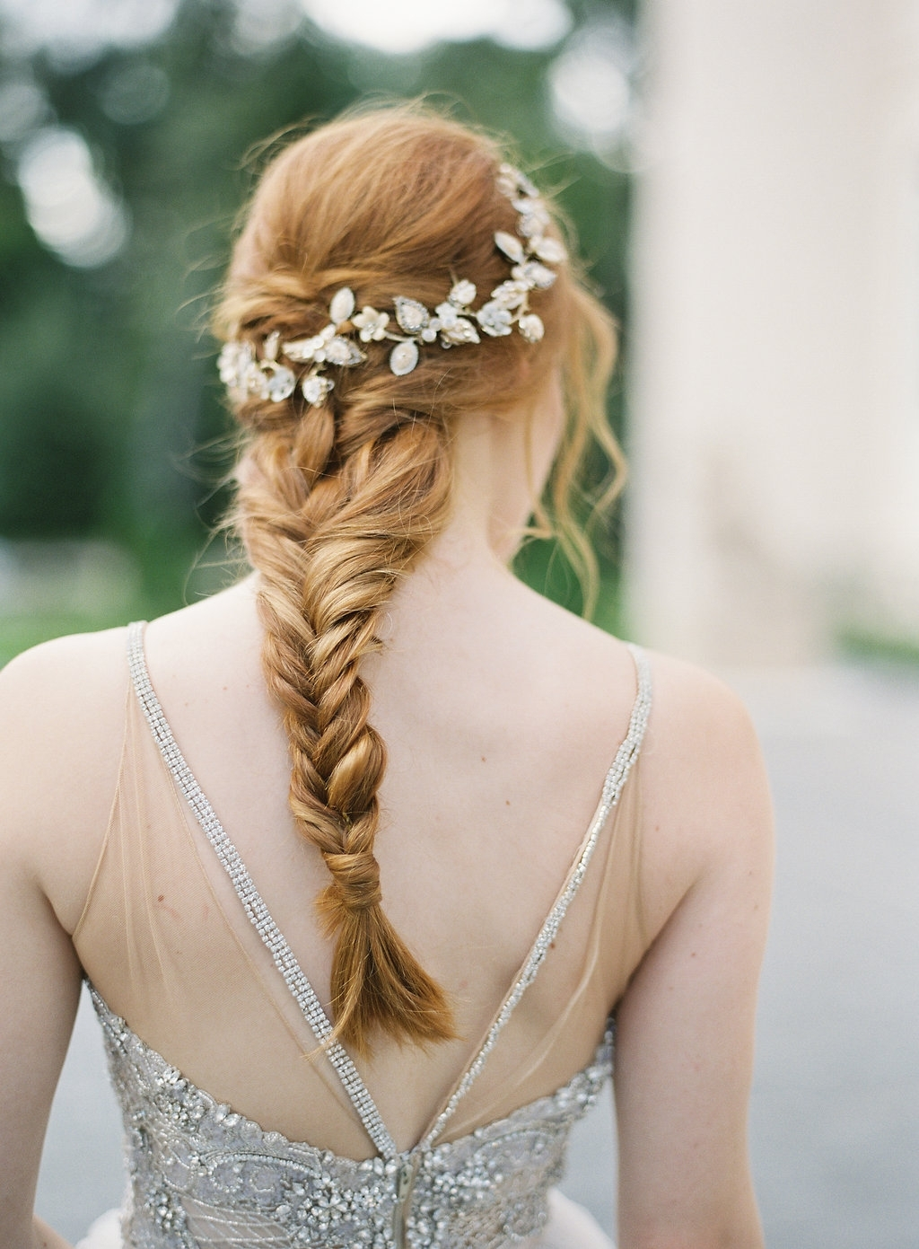 28 Braided Wedding Hairstyles For Long Hair (View 4 of 15)