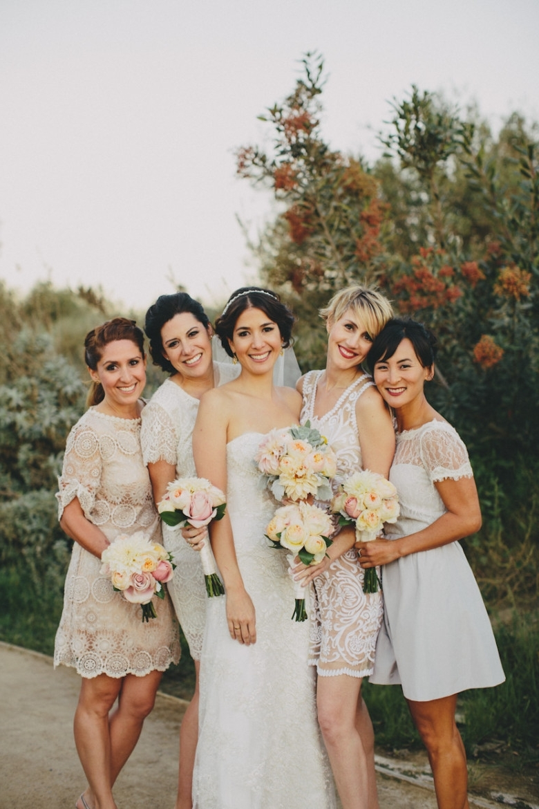 30 Bridesmaid Hairstyles Your Friends Will Actually Love (View 4 of 15)