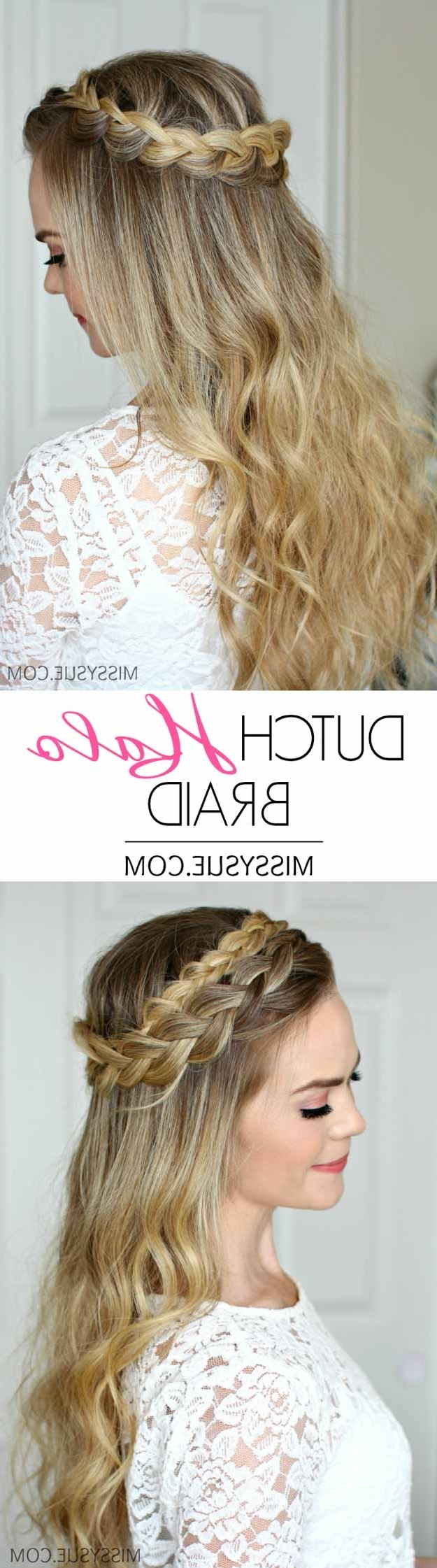 31 Wedding Hairstyles For Long Hair – The Goddess Within Preferred Diy Wedding Guest Hairstyles (View 14 of 15)