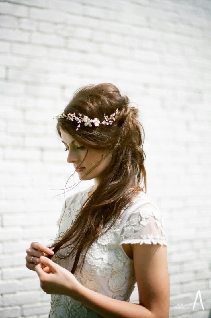 323 Best Wedding *** Hairstyle Images On Pinterest (View 10 of 15)