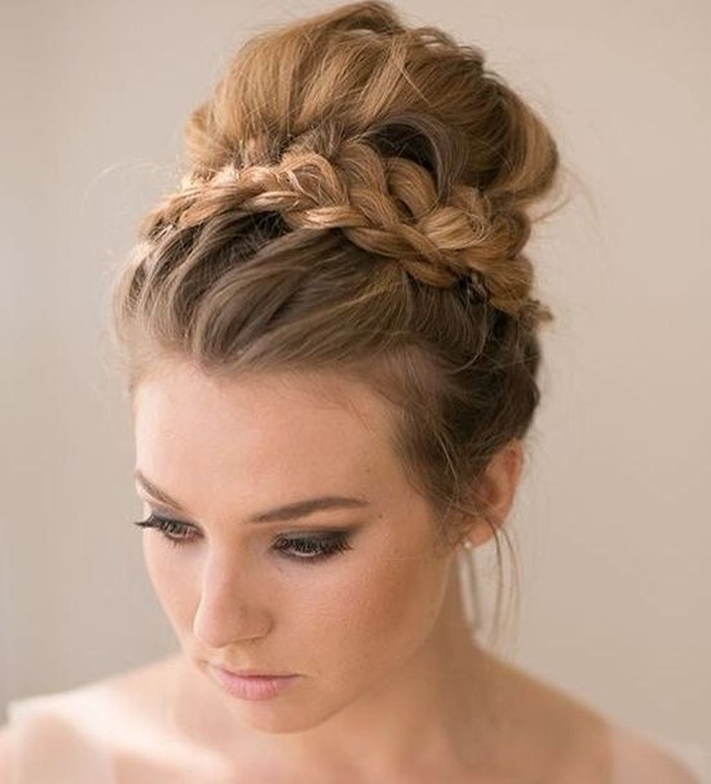 36 The Best Modern Wedding Hairstyles Ideas For Long Hair (View 8 of 15)