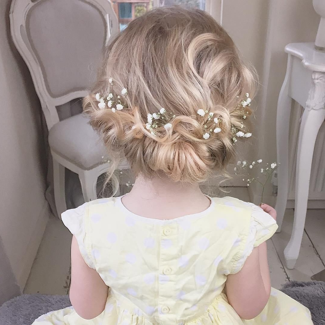 40 Cool Hairstyles For Little Girls On Any Occasion (View 12 of 15)