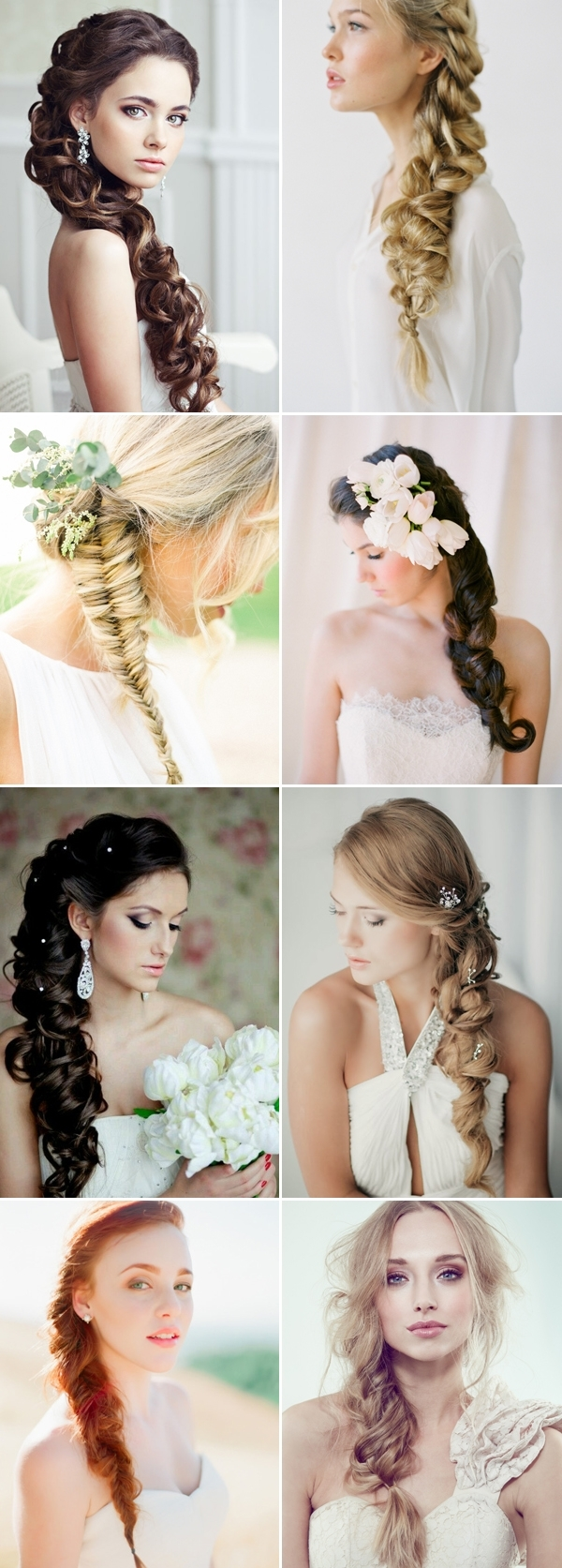 42 Steal Worthy Wedding Hairstyles For Long Hair (View 6 of 15)