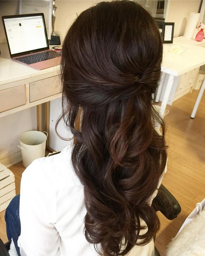 44 Gorgeous Half Up Half Down Hairstyles (View 5 of 15)