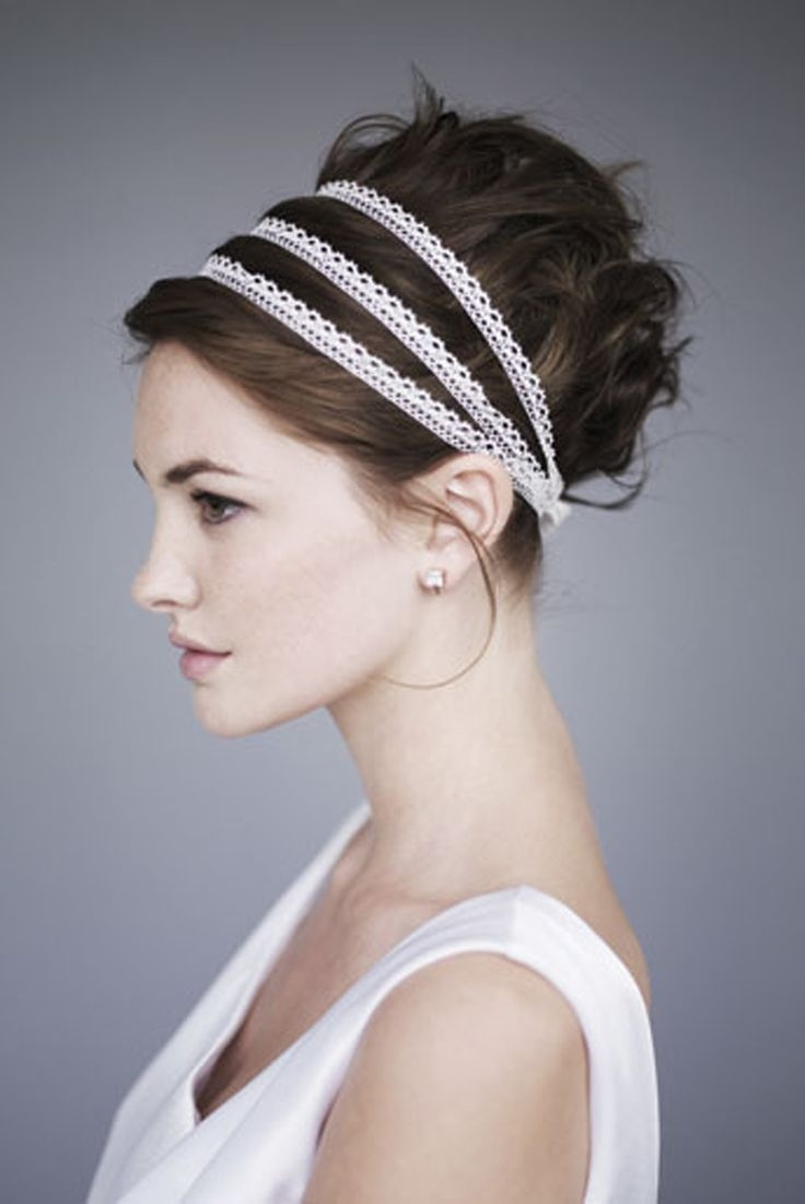 48 Best Grecian Goddess Hair & Accessories Images On Pinterest Inside Most Recent Grecian Wedding Hairstyles For Long Hair (View 9 of 15)