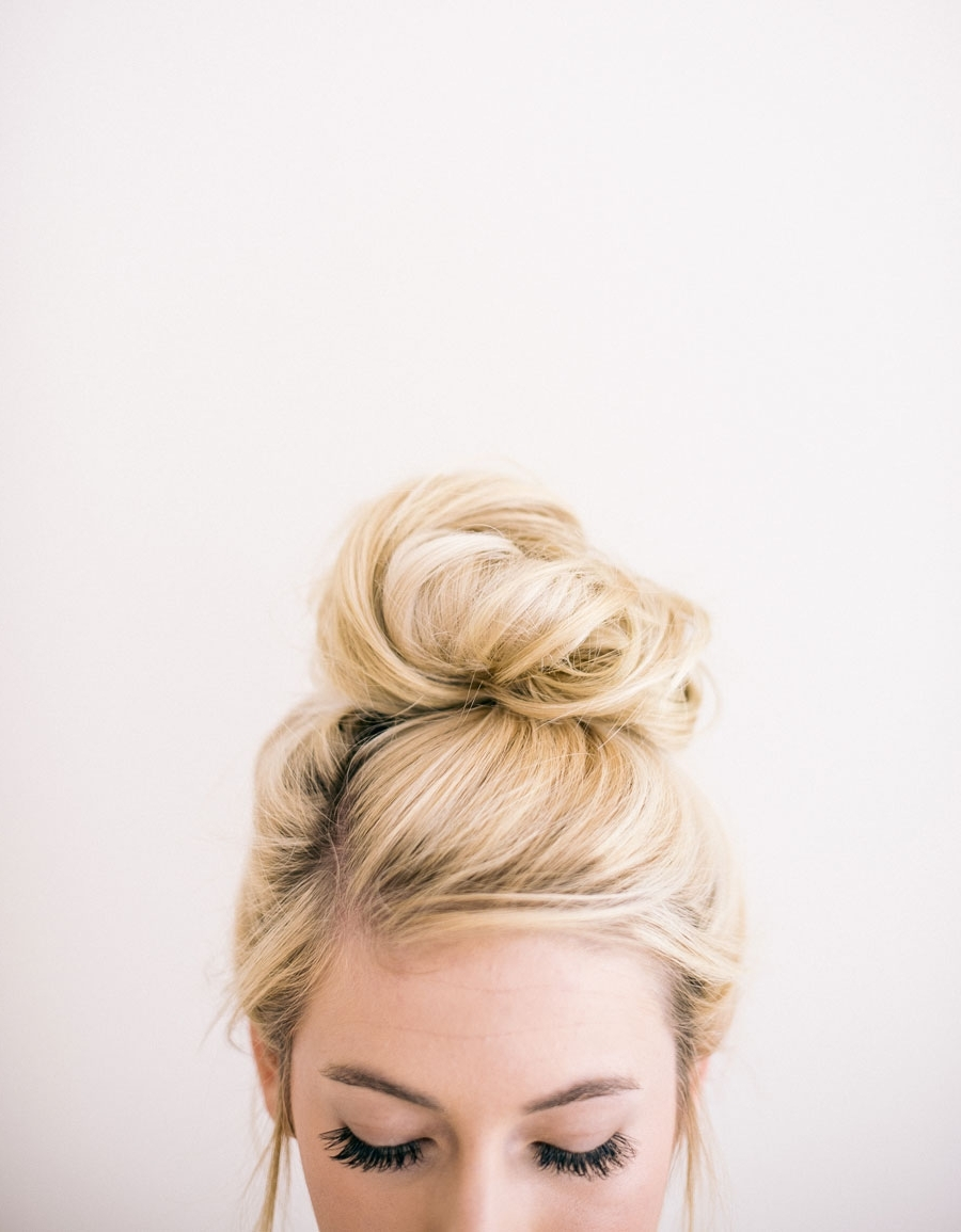 5 Super Easy Wedding Hairstyles You Can Do Yourself (View 1 of 15)