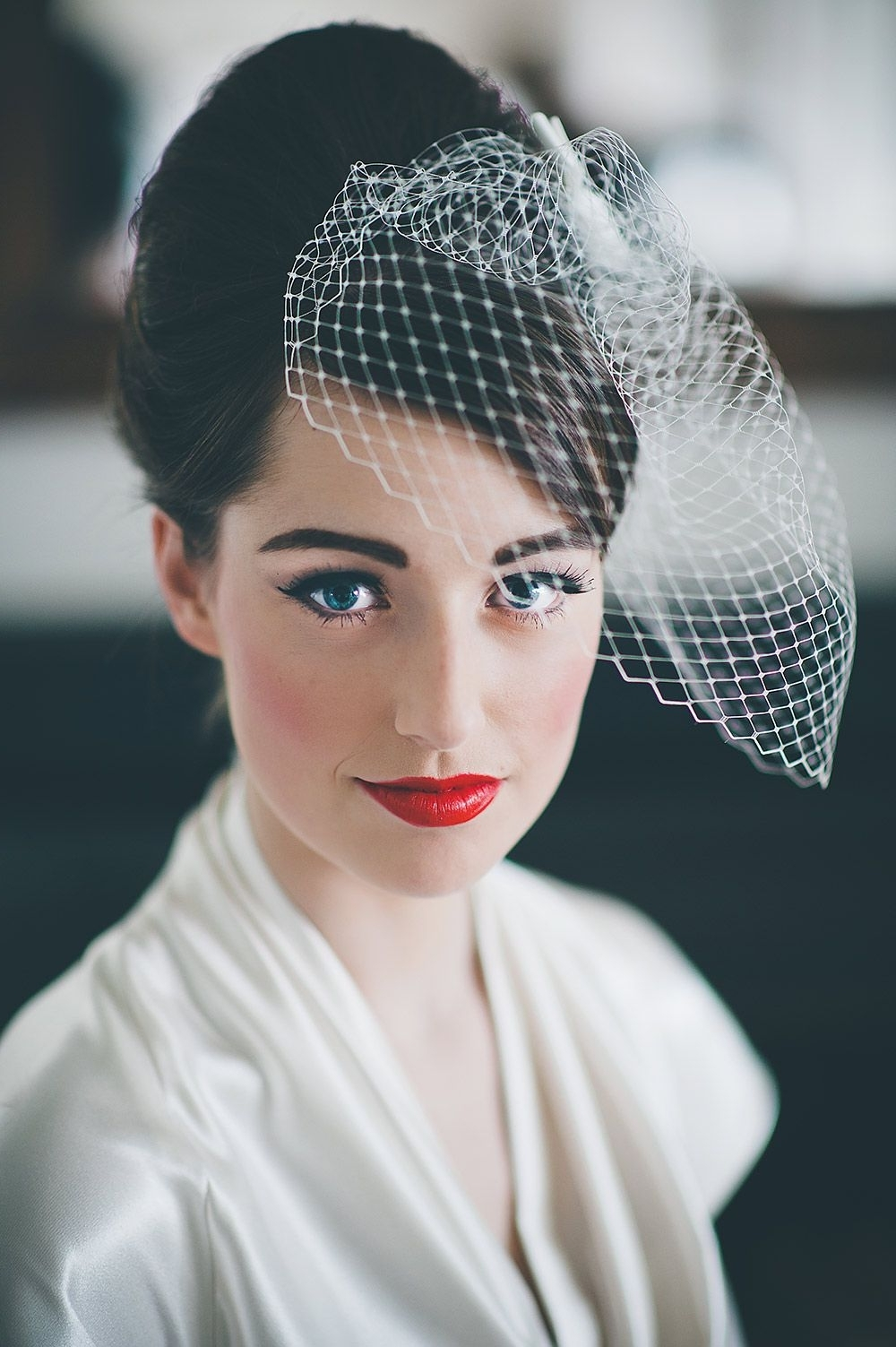 57 Beautiful Vintage Wedding Hairstyles Ideas (View 2 of 15)