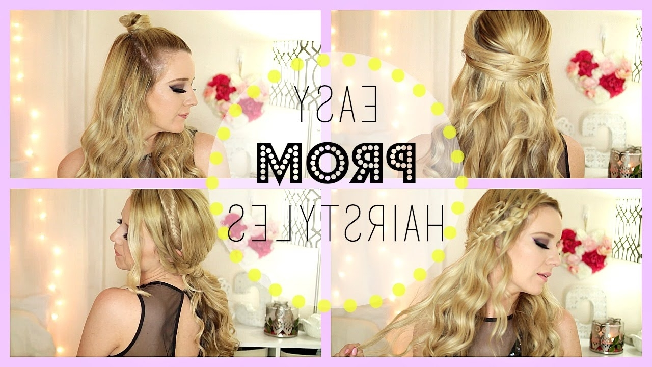 615carebear – Youtube With Best And Newest Quick Wedding Hairstyles For Long Hair (View 3 of 15)