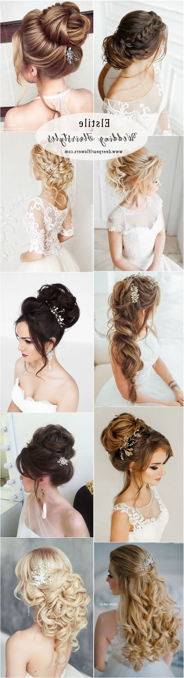 72 Best Long Wedding Hairstyles From Top 8 Hairstylists (Gallery 2 of 15)
