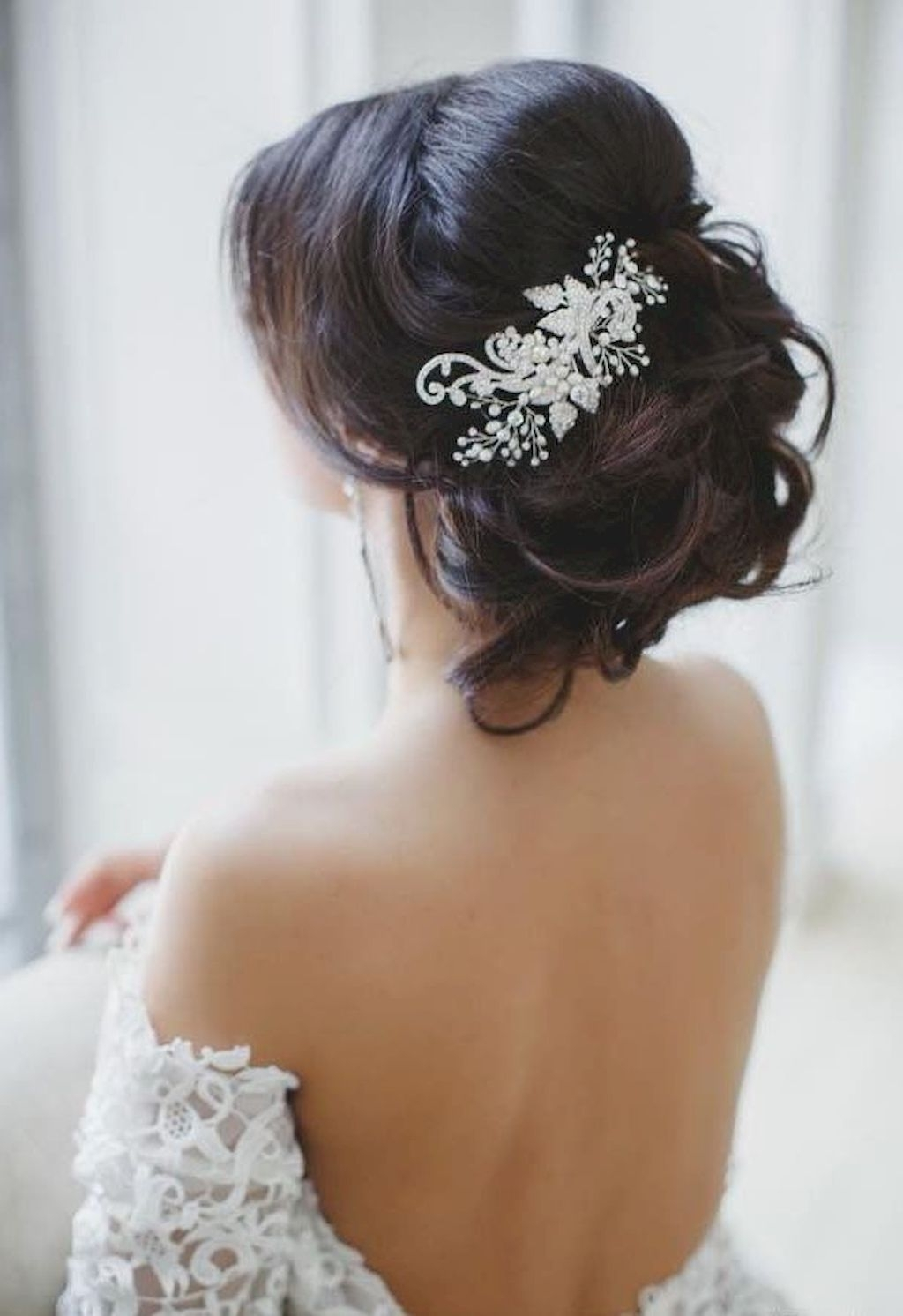 96 Bridal Wedding Hairstyles For Long Hair (View 3 of 15)