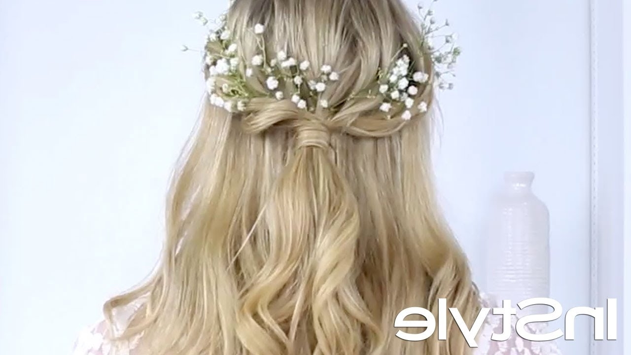 A Boho Twist To Classic Wedding Hair (View 5 of 15)