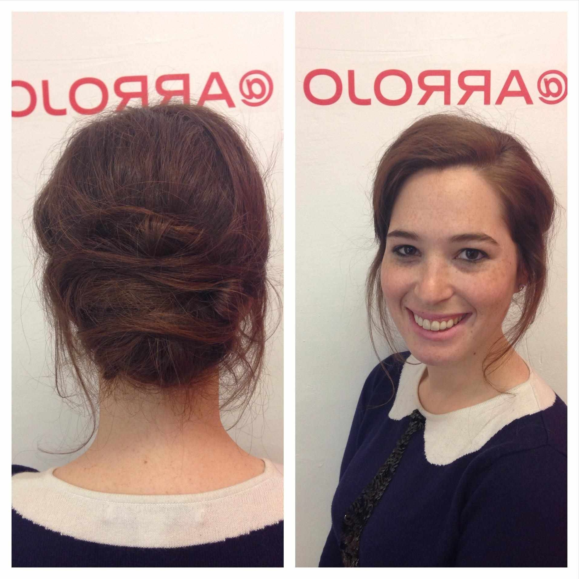 Adorable Loose Buns Hairstyles In Indian Wedding Hairstyles Bun Intended For Newest Loose Bun Wedding Hairstyles (View 6 of 15)