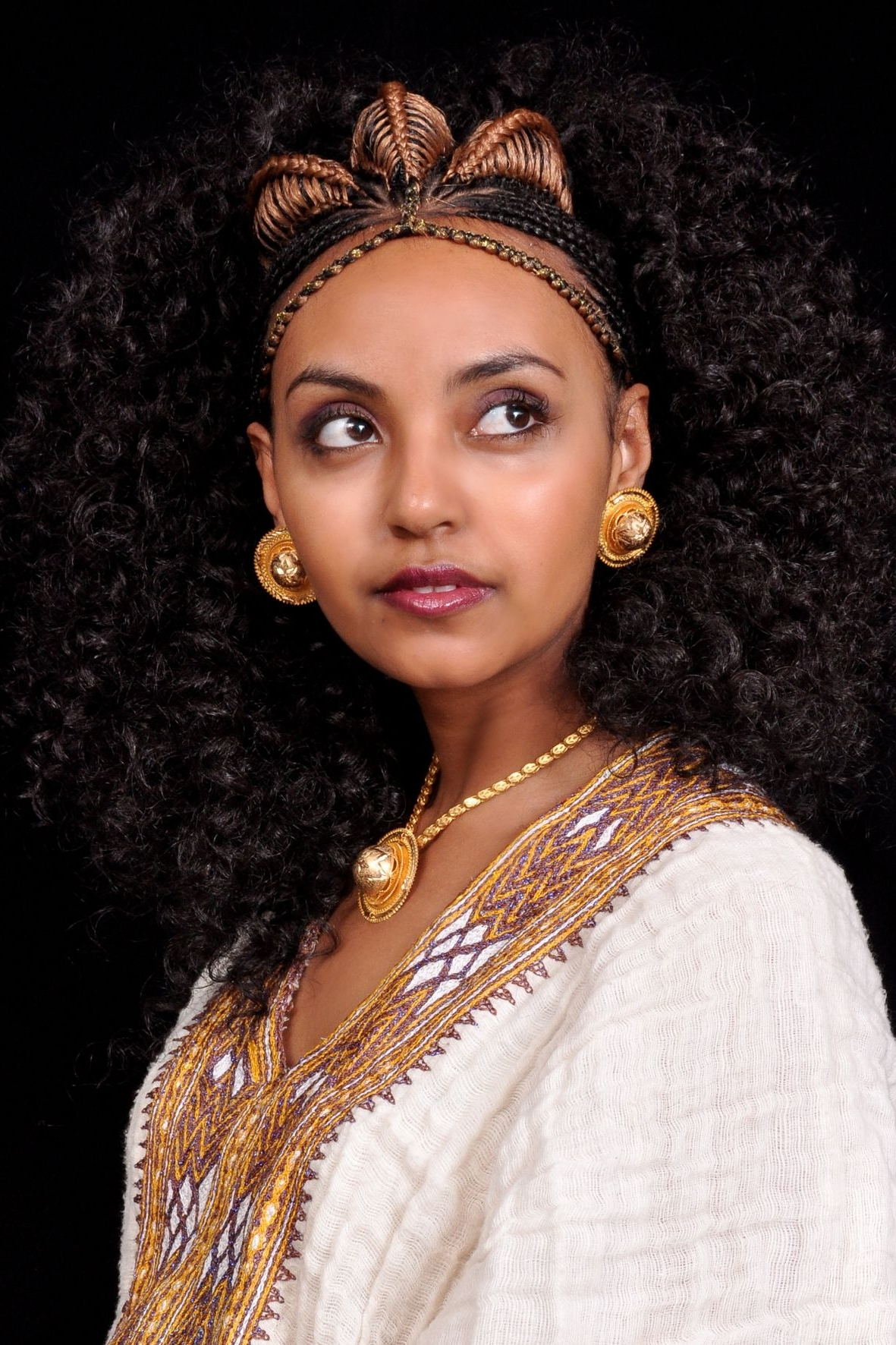 Africans, Ethiopian Intended For 2017 Ethiopian Wedding Hairstyles (View 2 of 15)