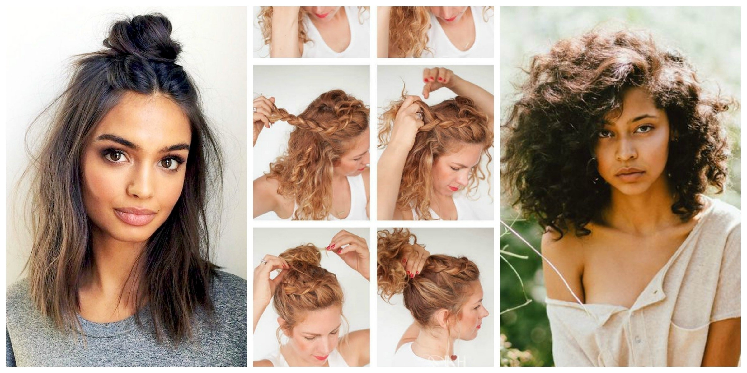 Allure With Popular Wedding Hairstyles Without Heat (Gallery 3 of 15)