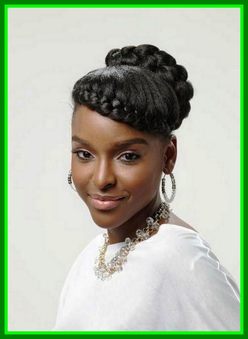 Amazing For Black Women With Relaxed Hair Trend Hairstyle And In Latest Wedding Hairstyles For Relaxed Hair (View 2 of 15)