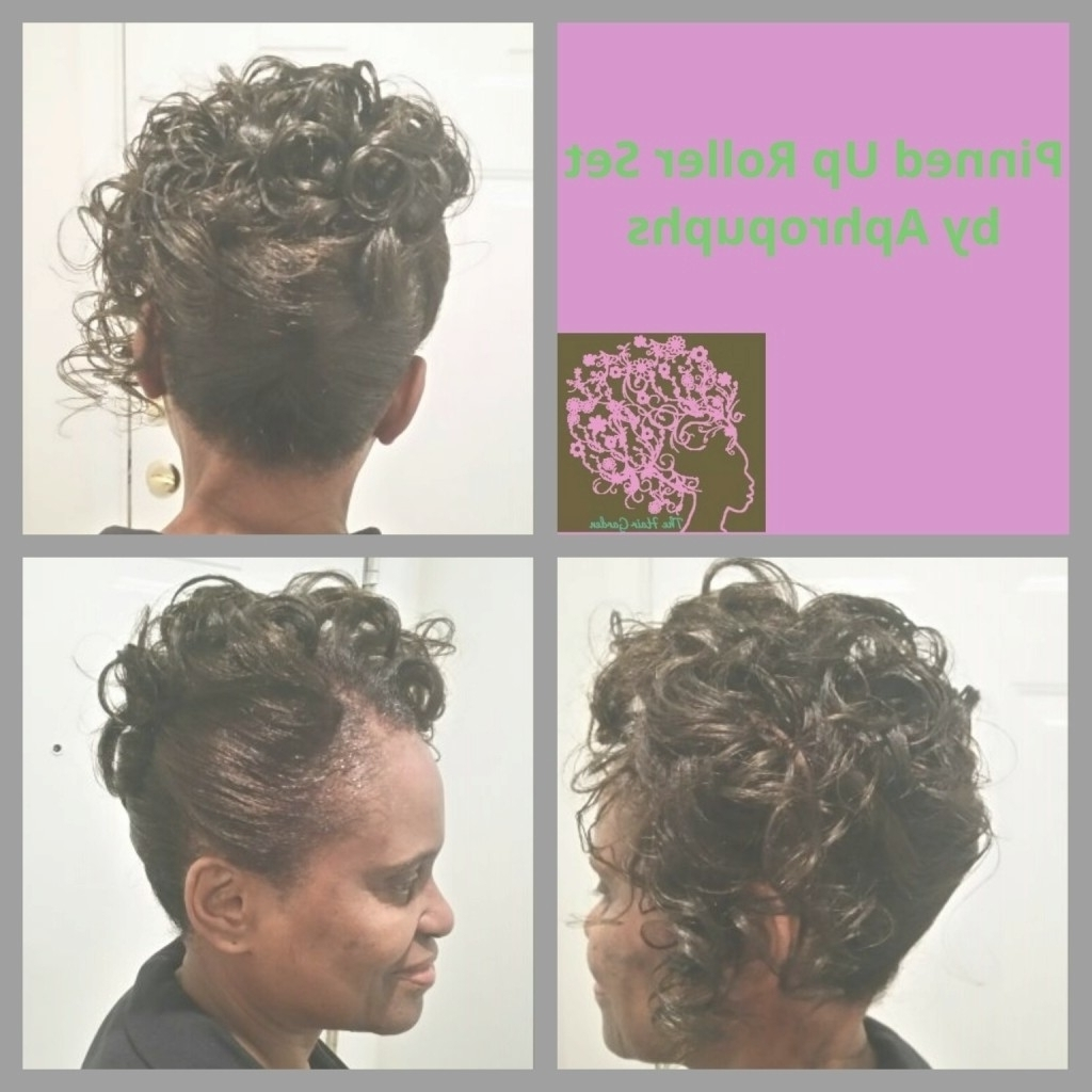 Amazing Relaxed Hair Updos Hairstyles Relaxed Hair Updos Hairstyles Throughout Most Up To Date Wedding Hairstyles For Relaxed Hair (View 3 of 15)