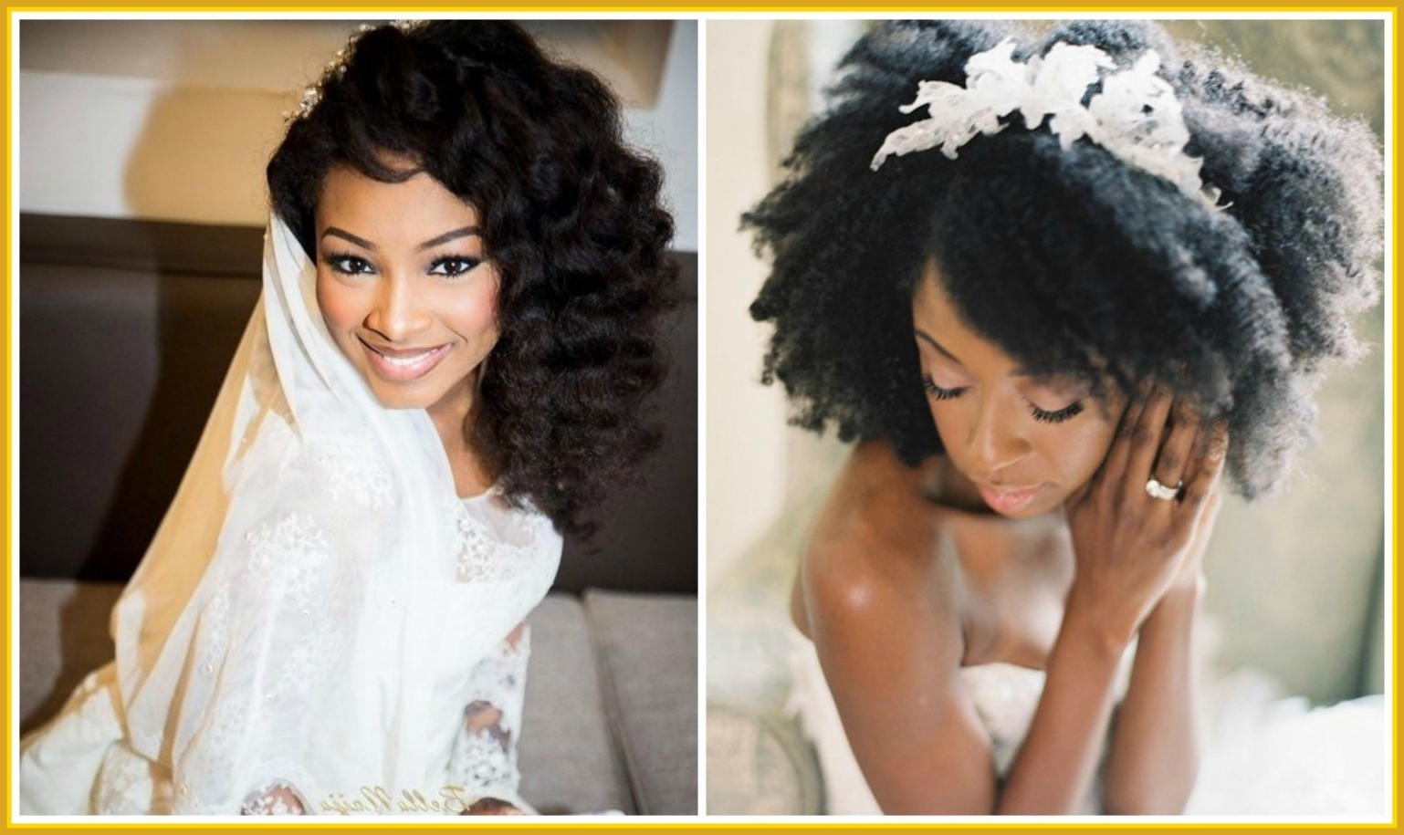 Amazing Wedding Hairstyles For Black Women Best And Pics Of Girl In Well Liked Wedding Hairstyles For Black Girl (View 2 of 15)